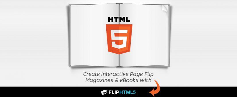 การสร้าง E-book ด้วย FlipHTML5