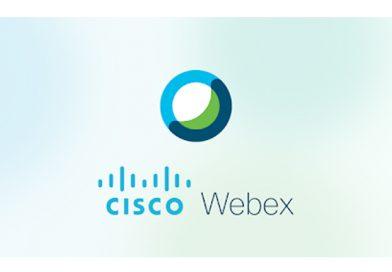 การประชุมทางไกลผ่านโปรแกรม Cisco WebEx Meeting